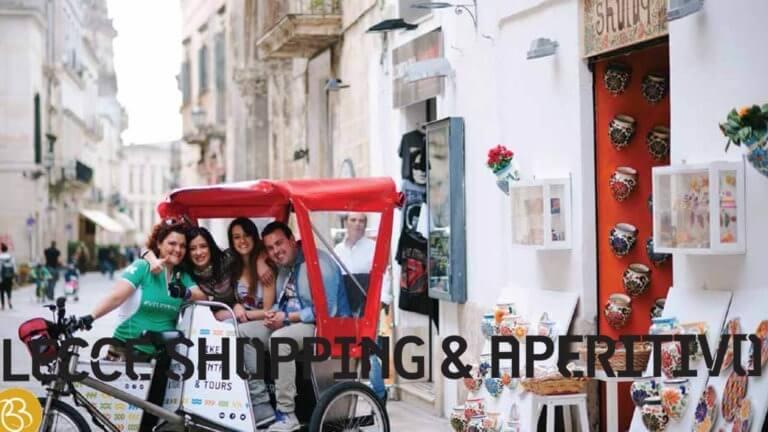 Tour Shopping Lecce in risciò