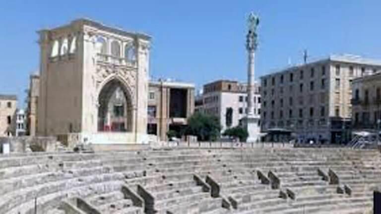 Lecce underground