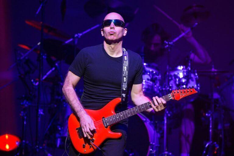Conciertos Lecce – Joe Satriani